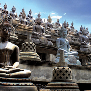 Gangarama Buddhist Temple