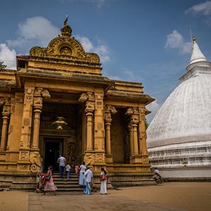 Kelaniya Ancient Temple